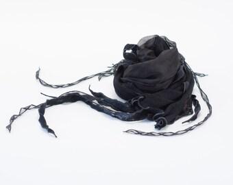 Foulard PHLYAD - Noir