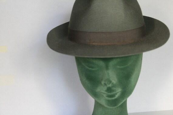 Classic hat Dralon Vintage year 50 Super light dralon size  db3c05a424f