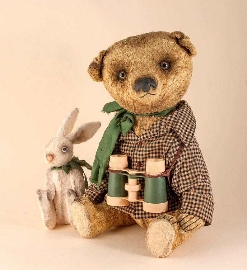Artist Ooak Teddy Bear
