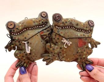 PDF Pattern Primitive fat frog