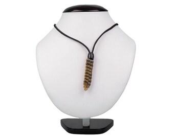 Rattlesnake Rattle Necklace: X-Large (598-J30) P16