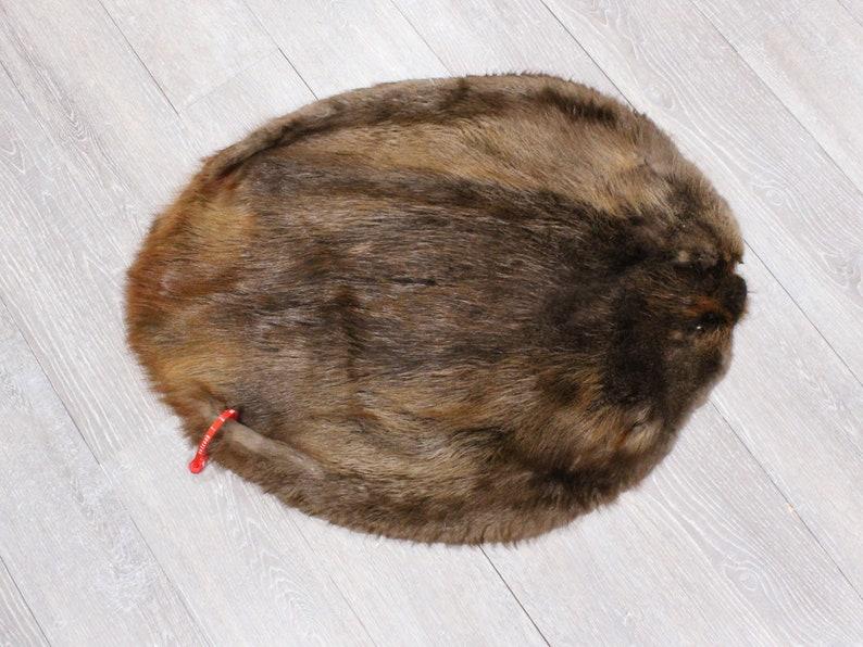 L18 Large Beaver Skin #1#2 grade Gallery 50-1-L-G3195