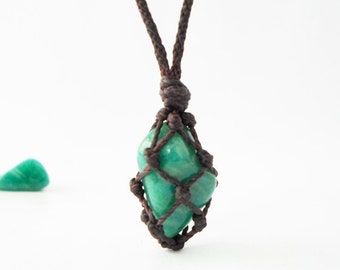 Amazonite pendant, amazonite jewelry, amazonite jewellery, amazonite necklace, chakra jewelry, healing stone jewelry, turquoise, sea, mint