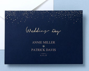 Custom Foil Invitation