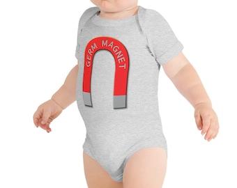 Germ Magnet - Baby Bodysuit