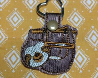Sloth Keychain Aldi Keychain | Quarter Holder  | Lover of Sloth | Sloth Key chain  | Slothing Away | Key Fob | Stocking Stuffer