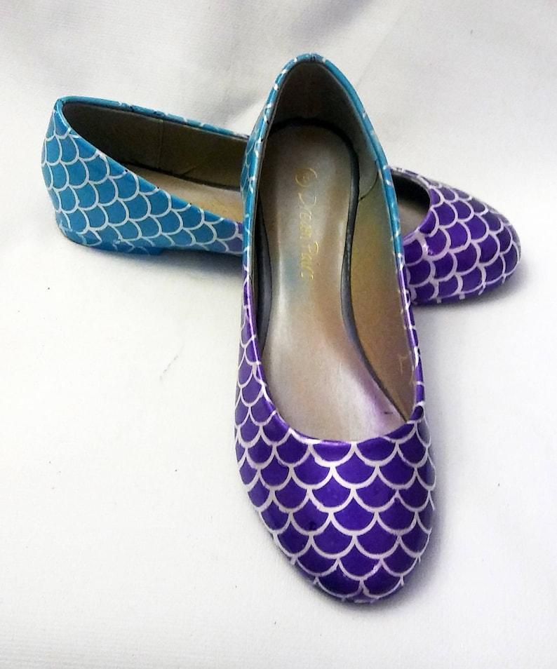 c5c2faeddd462 Aérographe appartements   sirène ballerines   chaussures de