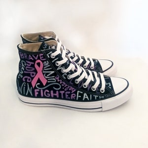 Breast Cancer Awareness Painted
