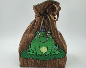 Magic Druid Vines Tarot Bag