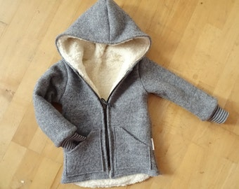 Walk jacket ,Walkloden,grey