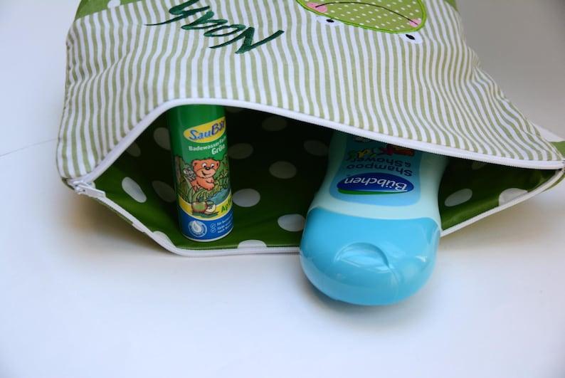 Diaper bag-culture bag for cool kids