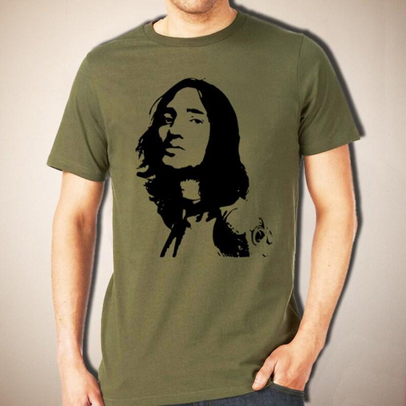 fe98f51a9fb5 X ON SALE Rare John Frusciante Red Hot Chili Peppers Monotone | Etsy