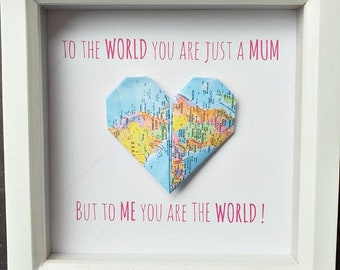 Gift For Mumgift Frame Mumchristmas Mumbirthday Mumthank You Mummothers Day Giftpresent Mum
