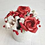christmas decorations,handmade christmas decoration,origami christmas decorations,origami flower decoration,paper flower decoration