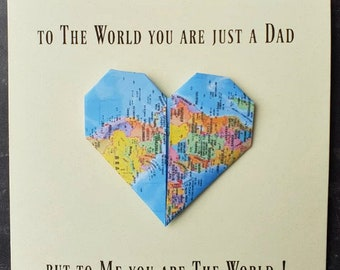 Birthday Card For Dadbirthday Cards Dadspersonalised Dadcard Dadcards Dadsfathers Day Cardfathers