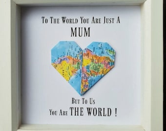 Mothers Day Giftmothers Giftsgift Frame For Mumbirthday Gift Mumthank You Mumpresent Mumgifts Moms