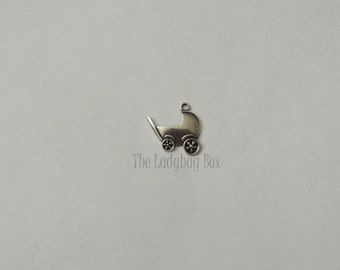 Charm add on- Baby carriage