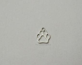 Charm add on- Dog paw