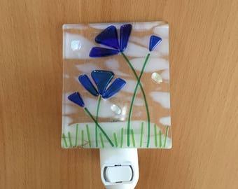 Blue Flower Garden Free Shipping (US)