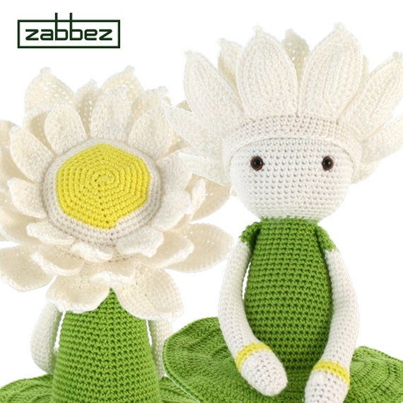 Patrón de crochet del Nenúfar Winnie PDF | Etsy
