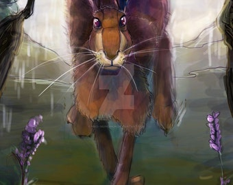 Scottish Hare