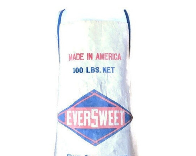 Eversweet Cane Sugar Sack Apron for Women Fits Sizes XL to 1X