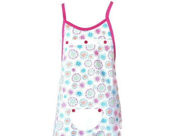 Faith, Hope, Love Preteen Apron / Apron For Girls Size 10-12