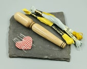 Glove finger darner, wooden mending mushroom, Darning mushrooms, Visible mending, Gloves, SilvanWoodturning, Wood turning, Woodturning