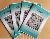 Printed Quilt Pattern - Churn