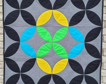 PDF quilt pattern - Mix it Up mini