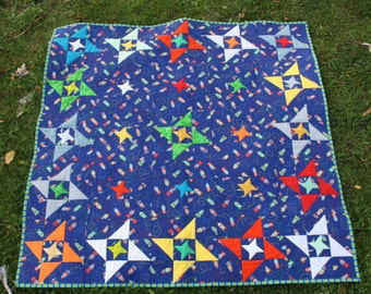 Friendship Galaxy PDF Quilt Pattern