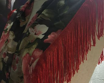 Mantoncillo Flamenco
