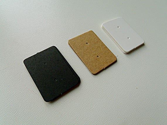 Affichage en papier cartonné Blanc 50 Étiquettes de prix Cartes 62x38mm