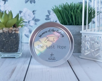 The Last Hope | 4 oz Candle | Rey | Star Wars Candles | Women of the Galaxy | Floating Starlights