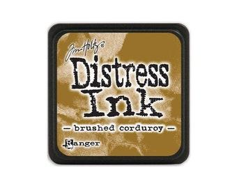 "Tim Holtz Distressed Ink ""Brushed Corduroy"""