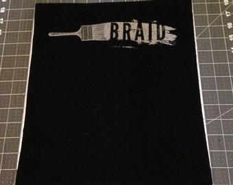 Braid Back Patch