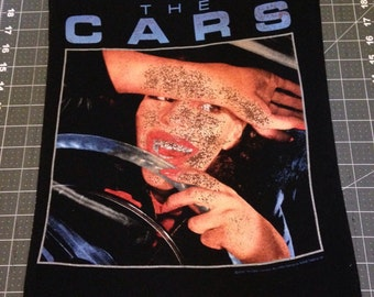 The Cars back patch