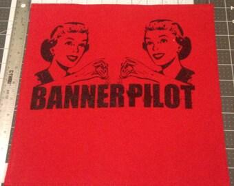 Bannerpilot back patch