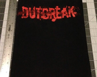 Outbreak back patch