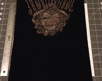 Indian back patch
