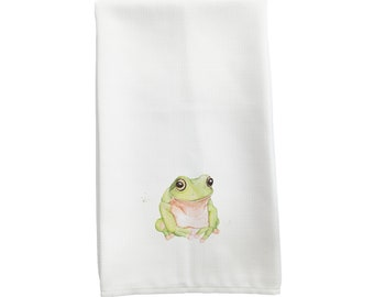 Kracht frottierhandtuch Tea Towel Set Dish Towels frottiertücher Frogs