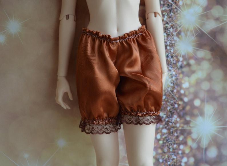 kawaii cute steampunk lolita pants shorts puffy underwear SD 13 BJD 13 doll clothes bloomers shorts Iplehouse SID