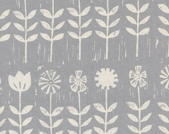 WILDFLOWER STONE, 4056-02 Designed by Alexia Abegg from Cotton & Steel  Half Yard