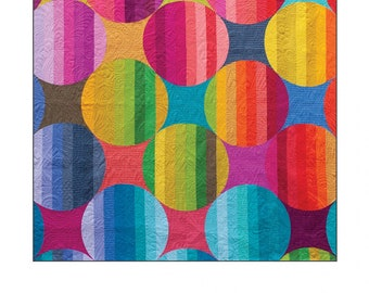 PRE-ORDER, ORIANA quilt pattern by Alison Glass & Lisa Hoffman-Maurer