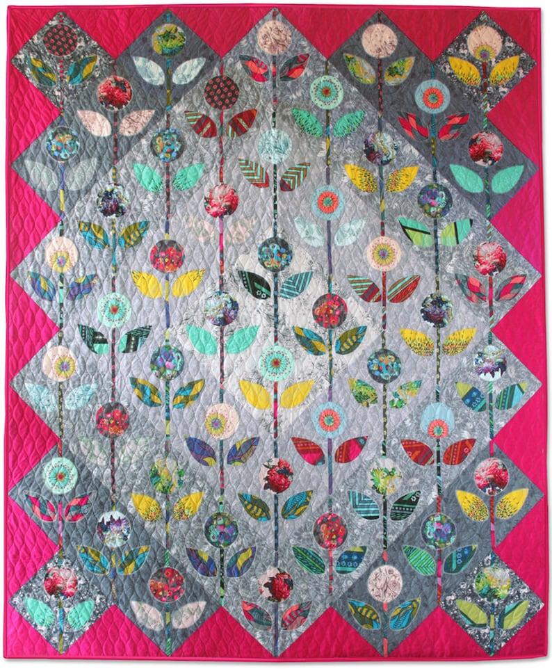 Pathways Quilt Pattern designed by Anna Maria Horner