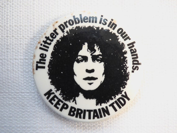 RARE Vintage 70s (1972) Marc Bolan - T. Rex - Keep