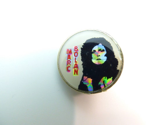 Vintage Late 70s Marc Bolan / T. Rex - Prism Style