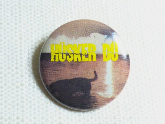 Vintage 80s Husker Dü - New Day Rising Album (1985