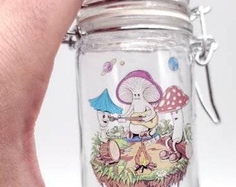 Stash Jar Etsy