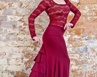 ALEJANDRA Flamenco skirt